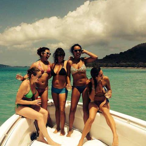 USVI BVI Boat Charter
