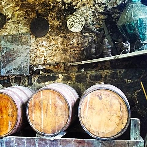 Rum distillery. Tortolla, BVI.
