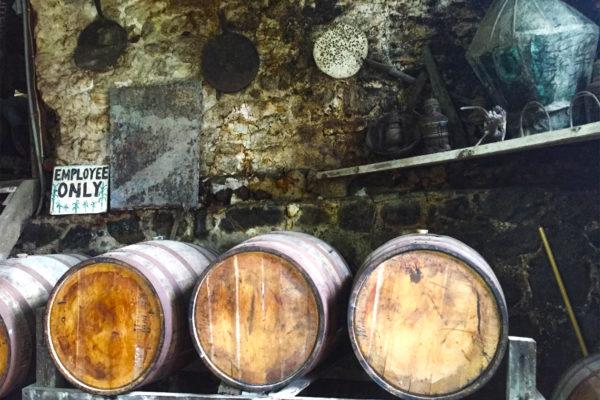 BVI rum distillery