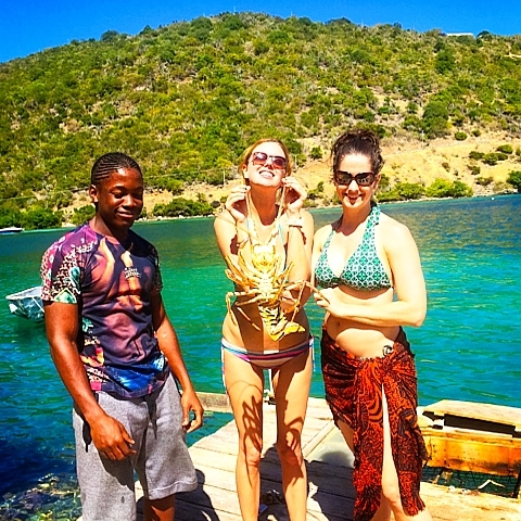 Sidneys Peace and Love, Jost, Brittish Virgin Islands