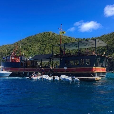 Peter Island, BVI.
