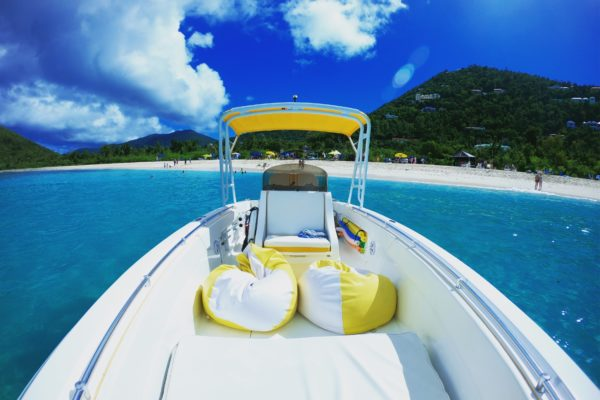 Private St John USVI BVI boat charters
