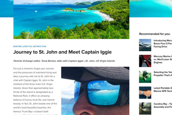 Interview with the CaptainRocknrolla st john usvi bvi private boat charters